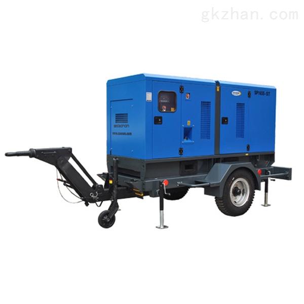 拖车式发电机