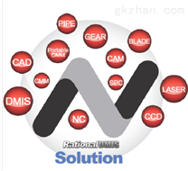 RationalDMIS三维检测软件