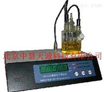 SHR/SFY-3A微量水分测定仪