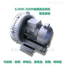 5.5KW变频高压鼓风机