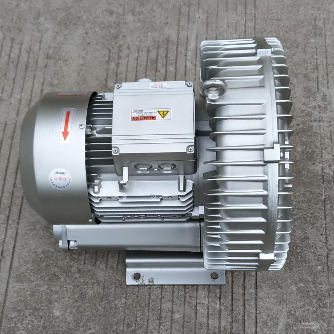 高压鼓风机,4kw污水处理曝气用高压风机报价,高压旋涡气泵厂家
