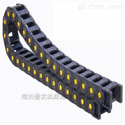 广州机床专用线缆尼龙拖链厂家供应