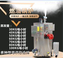 旭恩厂家60公斤锅炉燃油蒸汽发生器工作原理