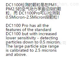 PM2.5检测仪 型号:881M-DC1100PRO