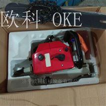 管道切割汽油鏈鋸磚石作業切割機器