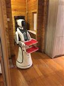 餐厅餐饮送餐机器人