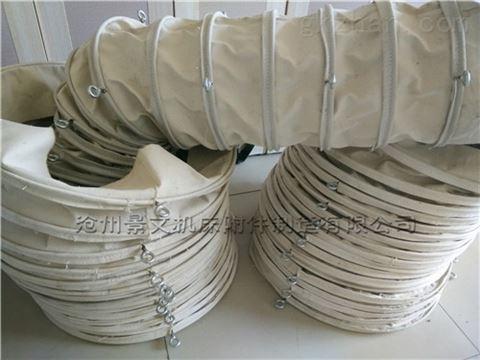 河南耐磨颗粒输送伸缩布袋价格