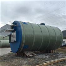 岑溪 智能一体化污水提升泵站 一招治污