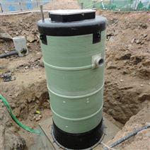 福安市一体化雨水提升泵站