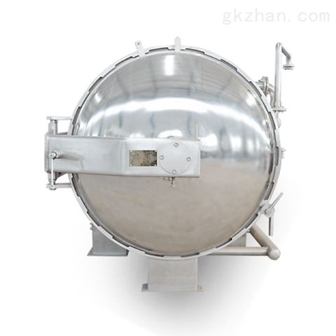 不锈钢饮料厂用淋水式杀菌锅