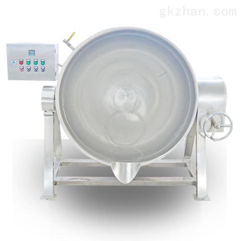 可倾电加热夹层杀菌锅