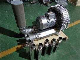 热风吹毛风刀高压风机用于烘干机