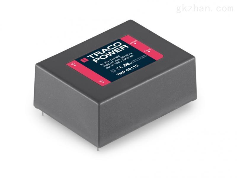 进口开关电源TMP60W系列TMP60112 TMP60124