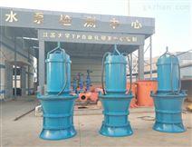 天津专业生产潜水轴流泵QZB型号厂家