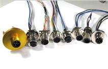 传感器插座-M12信号防水插座