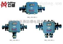 矿用低压电缆接线盒BHD2-200/3 .