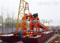 挖沙船/选金矿设备/先进的挖沙船技术