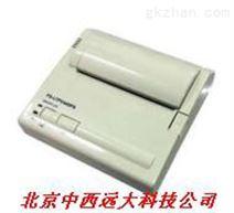 中西精工热敏打印机芯
