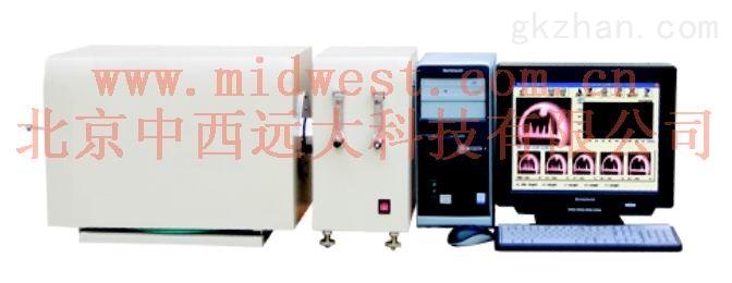 微机灰熔点测定仪(中西器材)