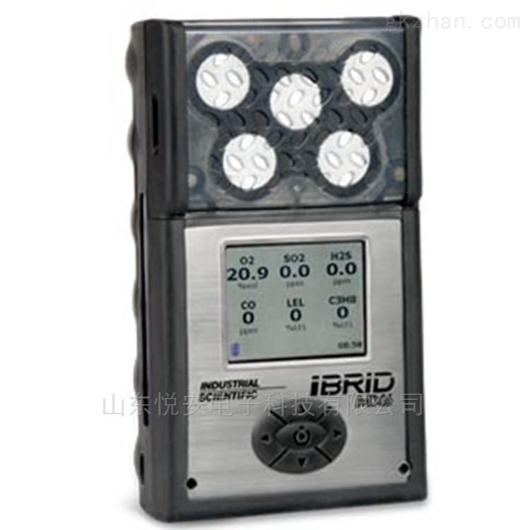 英思科MX6复合气体检测仪 带彩屏气体分析仪