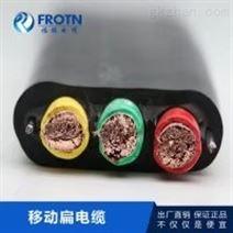 加鋼絲扁電纜-YFFBG-3*25