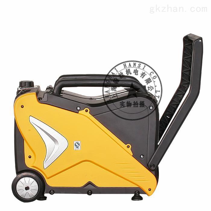 hansi翰丝hs3600i 3000瓦车载便携式发电机