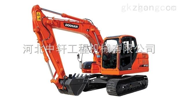 斗山DX120-9C挖掘机配件