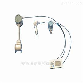 LUGB分体式温压补偿-积算仪液晶显示涡街流量计