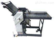 恩平梭尾型折页机/说明书折纸机厂家