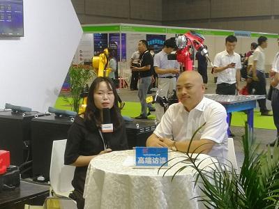 2018第7届中国国际机器人展览会展商风采
