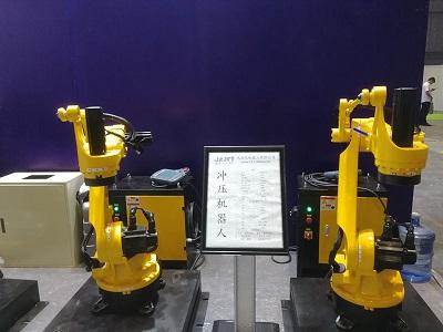 2018中国机器人展 九众九机器人有限公司