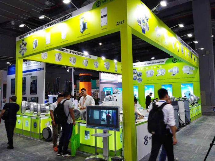 2018中國國際工業博覽會 江蘇全風環保科技
