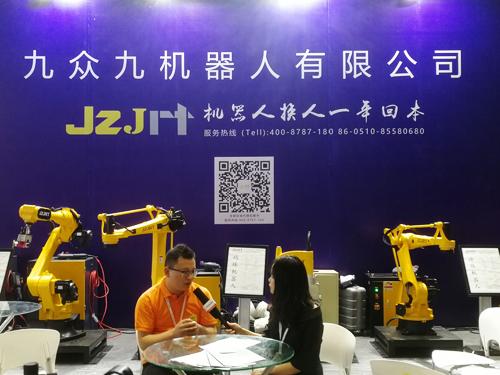 以研发创新赢得市场优势 九众九打造品质机器人