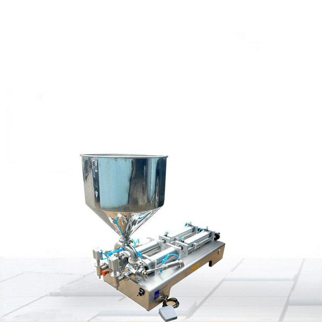 小型半自动灌装机图片