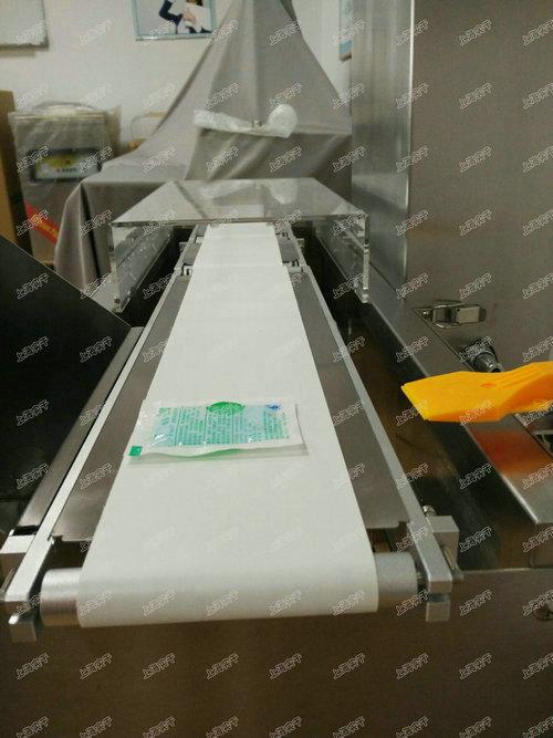 在线主动称重检测机
