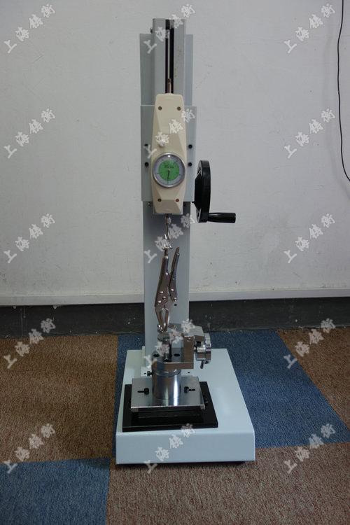 纽扣拉力强度测试仪图片
