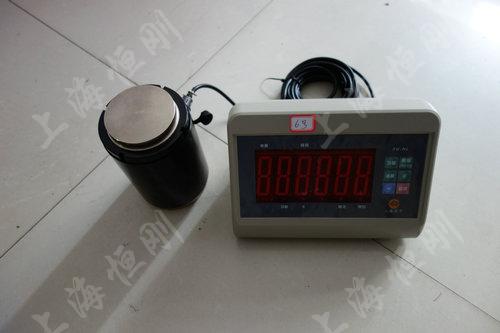柱型外置数显拉力仪图片