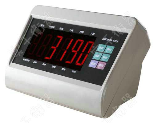 电子平台秤仪表