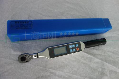 手动数显扭力检测扳手   可换棘轮头