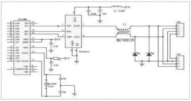 电梯控制系统can总线通信故障研究分析