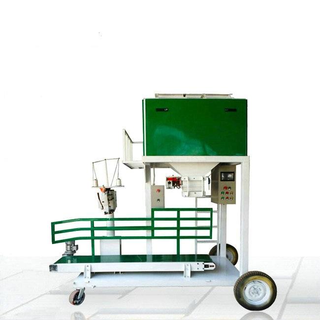有机肥包装机